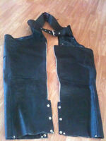 Ladies Leather chaps