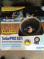 Solar heater for above ground pool - SolarPro - XD1