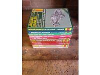 Eleven Haynes Manuals