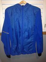 Adidas Blue Running Jacket - Like New