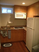 Budge Friendly Basement Apt. -All utilities included