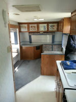 1996 TERRY FLEETWOOD TRAVEL TRAILER