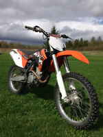 Super Clean 2012 ktm 250sxf, only 20 hours