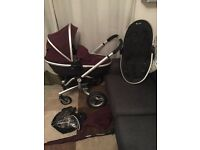 Silver Cross Surf 2 With Car Seat From £130 - Read Description