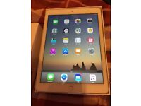 IPAD AIR 2 SILVER 16GB 4G UNLOCKED EXCELLENT CONDITION