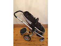 Silver Cross Surf pushchair and Buggyboard