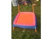 Chad valley kids trampoline