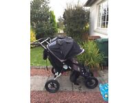 City elite double buggy for sale £60