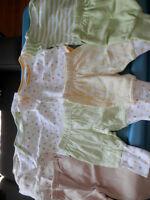 Newborn neutral outfits