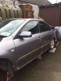 2005 Mazda 6 diesel parts available please enquire