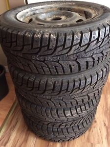 Winter tires  M&S 14inch