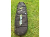 Bodyglove surfboard with bag