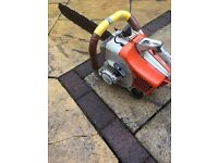 Stihl 07s vintage chainsaw 070 75cc running