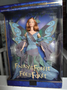 Fairy of the Forest Collectible Barbie