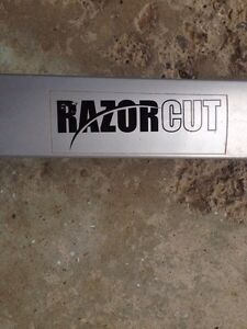 RazorCut push mower