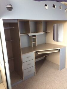 Twin bunk bed for sale London Ontario image 1
