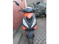 SPEEDFIGHT SF3 125....!!!!! ONLY 5000 miles .!! ready to ride away giveaway price..!!!!