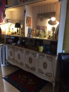 Gorgeous 3 piece display/cash register cabinet Strathcona County Edmonton Area image 4