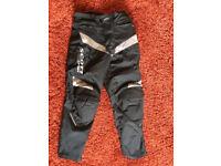 Men's Scott Fabric Motorcycle Trousers (M)