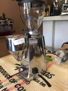 Brand New Mazzer Mini Electronic Mod A In Chrome Coffee Grinder Marrickville Marrickville Area Preview