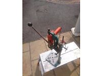 **BLACK AND DECKER**PILLAR DRILL**WITH BLACK AND DECKER DRILL AND DRILL STAND**FULLY WORKING**