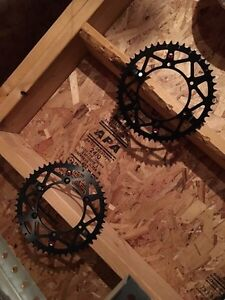 TAG 50 tooth sprockets