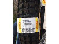 Pirelli Mt43 pro trial tyres brand new