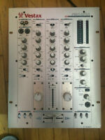 Vestax professional mixing controller PMC-270A