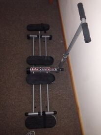 Leg master exercise machine