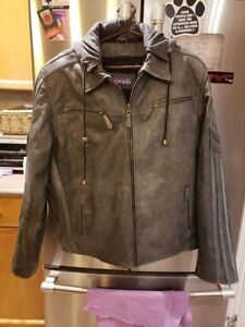 NEW Men's Italian Leather Jacket