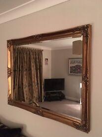 Louis style mirror