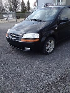 Chevrolet Aveo 2007 impeccable!!
