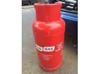 Bbq propane cylinder
