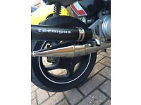 Yamaha Aerox 50cc/70cc **Must See**