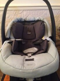 Car seat plus extras-REDUCED!!!