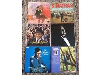 Frank Sinatra Vinyl Record Collection