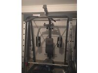 Marcy deluxe sm4000 multi gym smiths machine