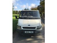 2005/05 FORD TRANSIT TIPPER 350 LWB /UNWANTED P/X -SOLD/SOLD SOLD MORE VANS COMING THIS WEEKEND !!!!