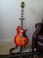 Epiphone Gibson lesspaul custom