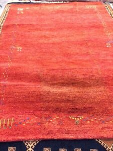 """Persian Yalameh %100 wool quality hand knotted 7x10 f"""" London Ontario image 9"""