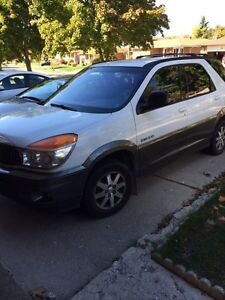 2002  Buick rendezvous as is