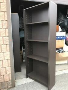 Shelving units+ lots of free stuff - first come - first gets