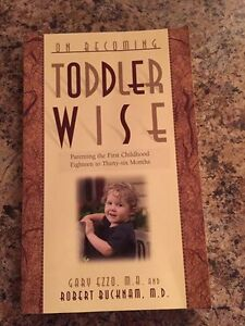 """brand new book """"On becoming toddler wise"""" $5 Casselman, Ontario"""