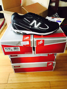 New Balance Pro Baseball Cleats Mid Low Glove Bat Nike