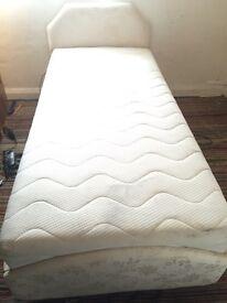 Orthopaedic Hardwick Electric/ Vibrating Adjustable Bed