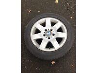 BMW 16inch Wheel