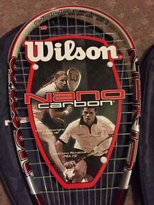 WILSON SQUASH RACQUETS Brand new! Box Hill North Whitehorse Area Preview