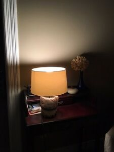 Hand carved wooden desk lamp London Ontario image 8
