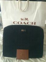 Coach Laptop Case / Briefcase Bag - it's Brand New Never Used,