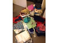 Job Lot of Vintage Clothing - Dresses, Tops, Knitwear, Playsuits etc